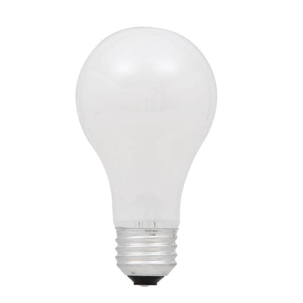 Sylvania 72-Watt Halogen A19 Double Life Dimmable Light
