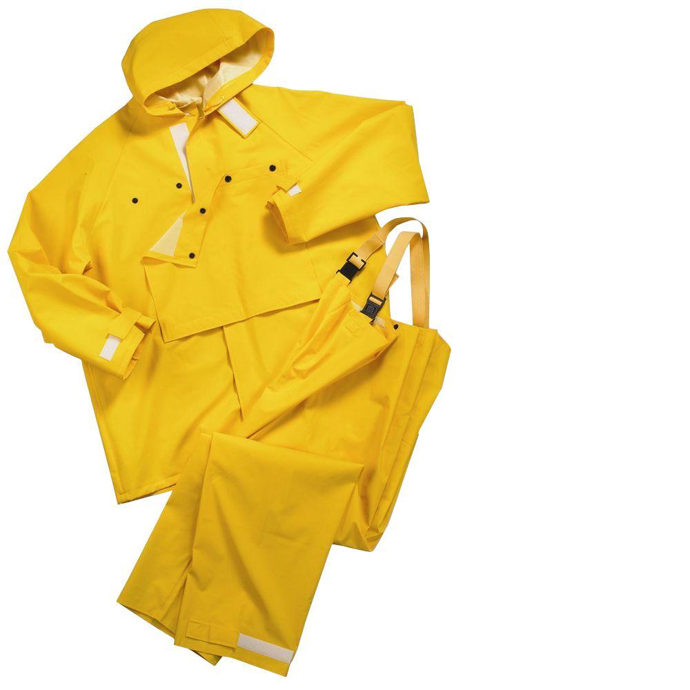 35 ml PVC Hydroblast Size 5X-Large Rainsuit (2-Piece)