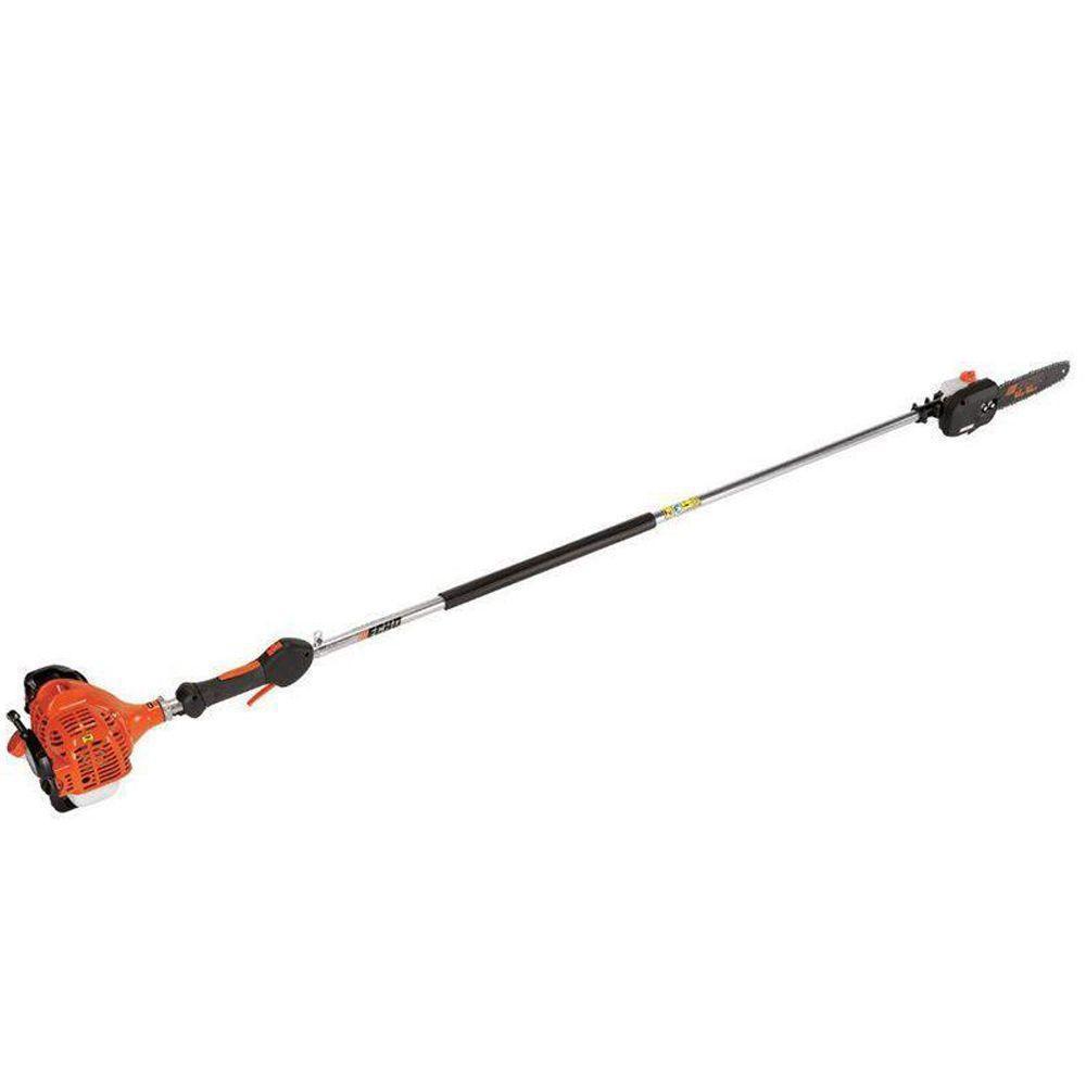 10 in. 21.2 cc Gas 2-Stroke Cycle Pole Saw
