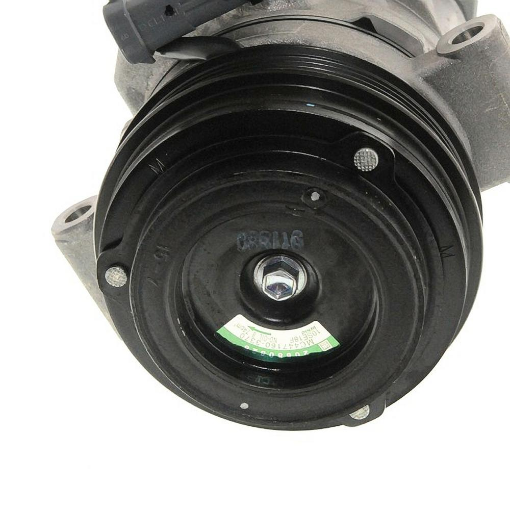 ACDelco A/C Compressor And Clutch Fits 2010-2016 GMC