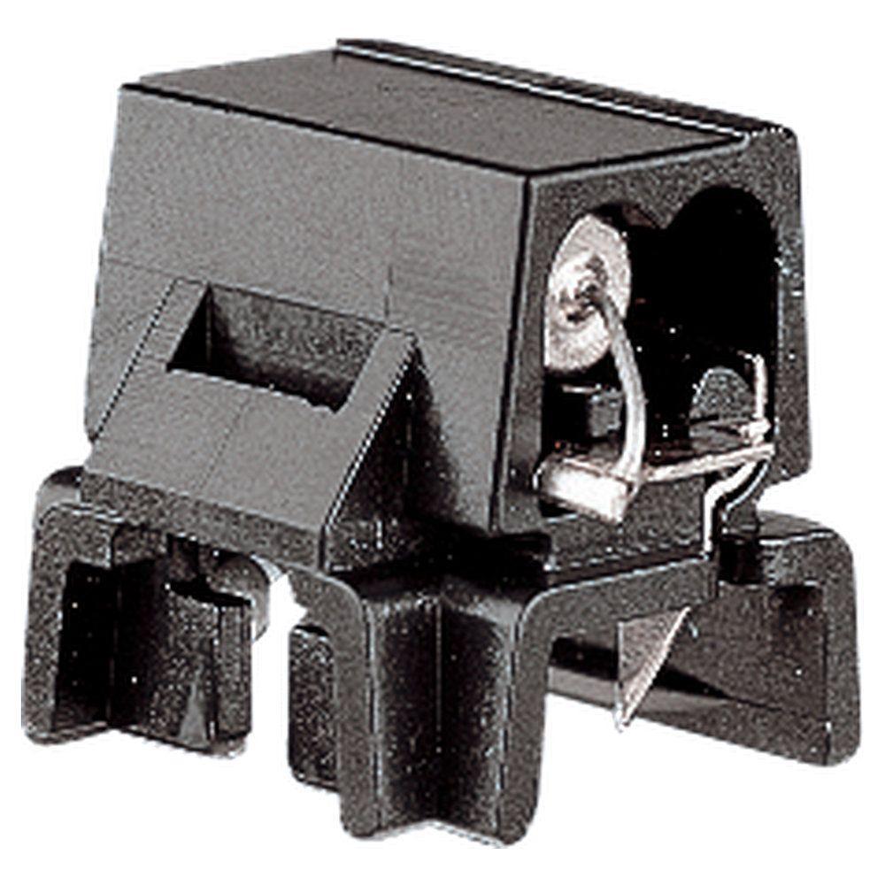 Lx Black Fused Plug