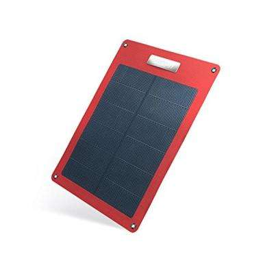 8-Watt Off-Grid Flexible Solar Charger Kit