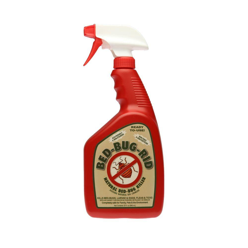 Bed-Bug-Rid 16 oz. Ready-to-Use Insect Control Spray Bottle
