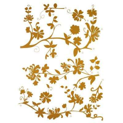19 in. x 27 in. Frasca Wall Decal
