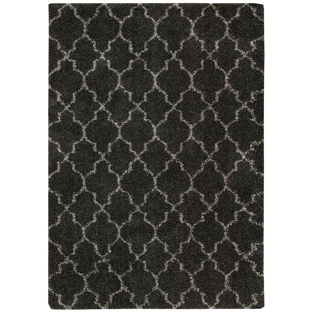 Amore Charcoal 5 ft. 3 in. x 7 ft. 5 in.