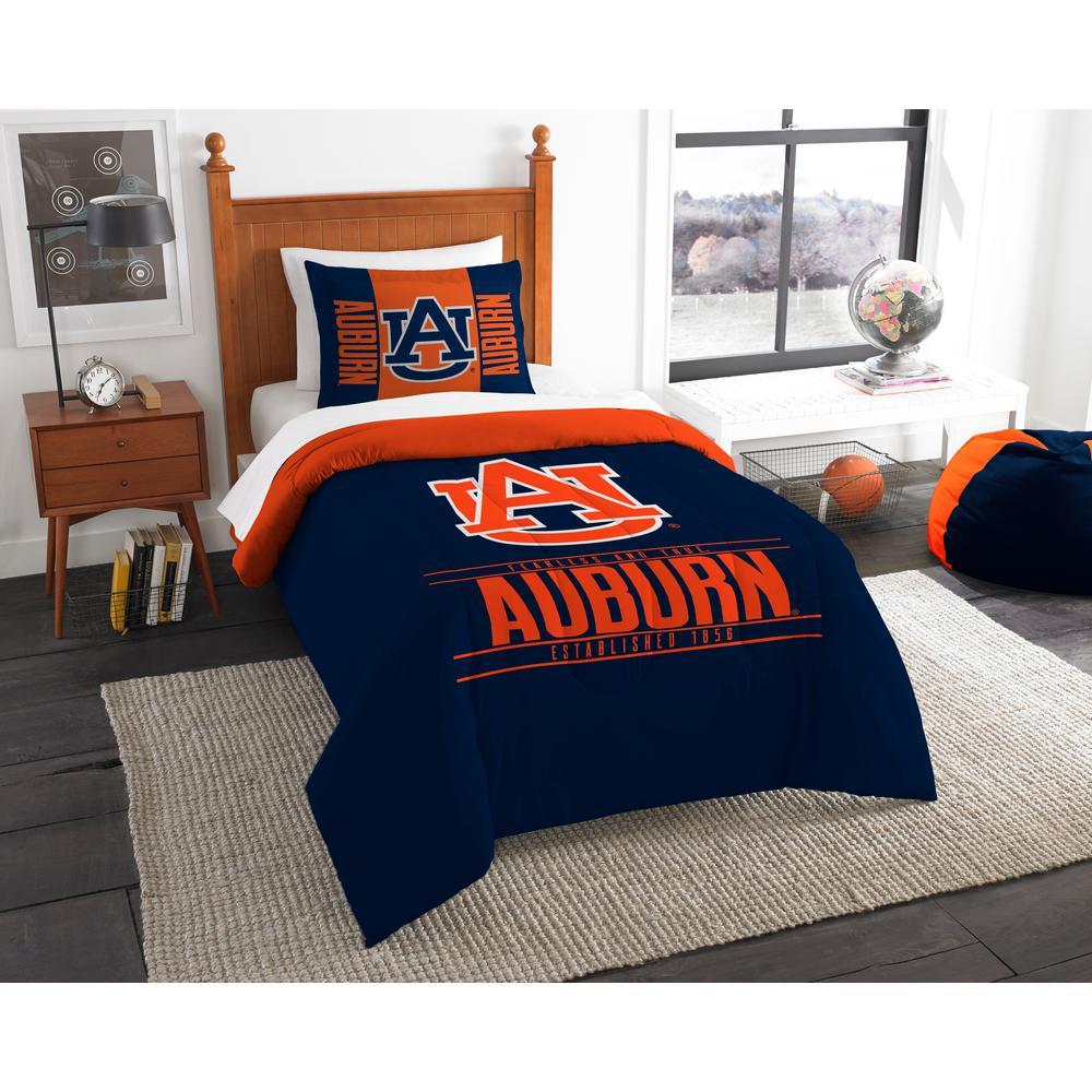 Auburn 2 PC Modern Take  MULTI  Twin Comforter Set