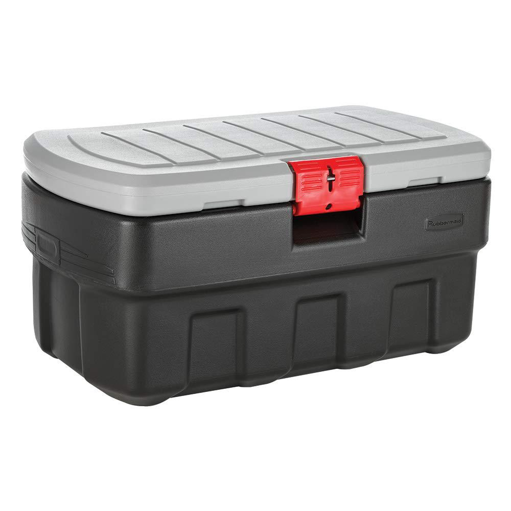 Rubbermaid 35 Gal. Action Packer Storage Bin