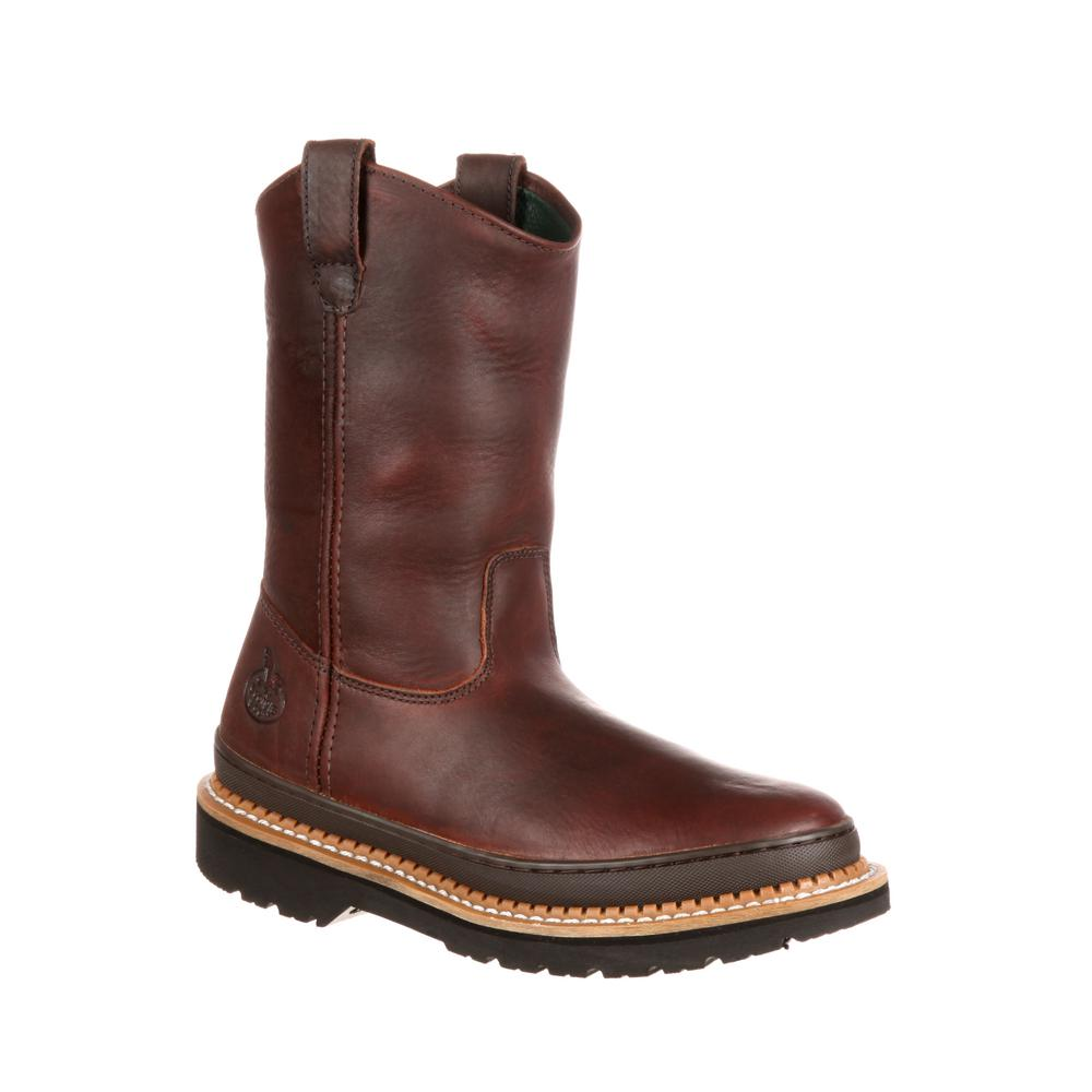 Work Boot - Soft Toe-G4274