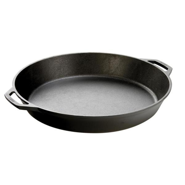 Lodge 17 in. Cast Iron Skillet