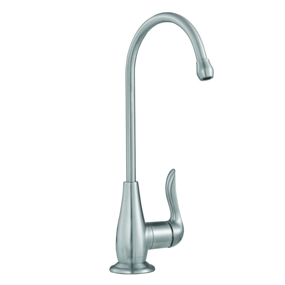 Glacier Bay Single Handle Replacement Filtration Faucet in Stainless SteelGlacier Bay Single Handle Replacement Filtration Faucet in  . Stainless Steel Water Filter Faucet. Home Design Ideas
