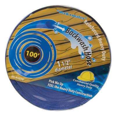 100 ft. Commercial Backwash Hose for Swimming Pools