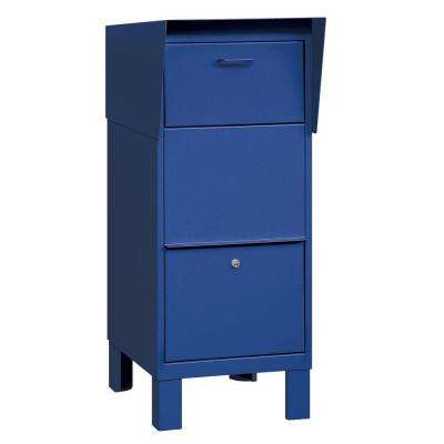 4900 Series Courier Box in Blue
