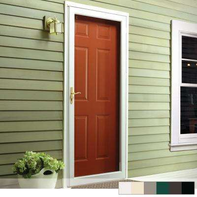 2000 Series Full View Interchangeable Aluminum Storm Door