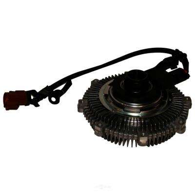 Engine Cooling Fan Clutch fits 2009 Lincoln Navigator