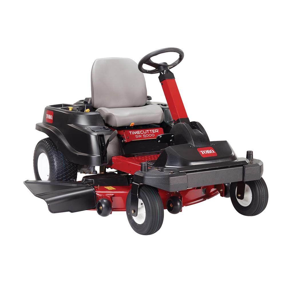 Toro TimeCutter SW5000 50 in. 24.5 HP V-Twin Zero-Turn Riding Mower