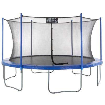 16 ft. Trampoline and Enclosure Set Equipped with Easy Assemble Feature