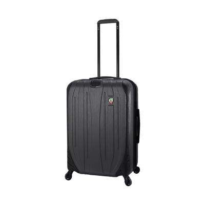 Ferro 24 in. Graphite Hardside Suitcase