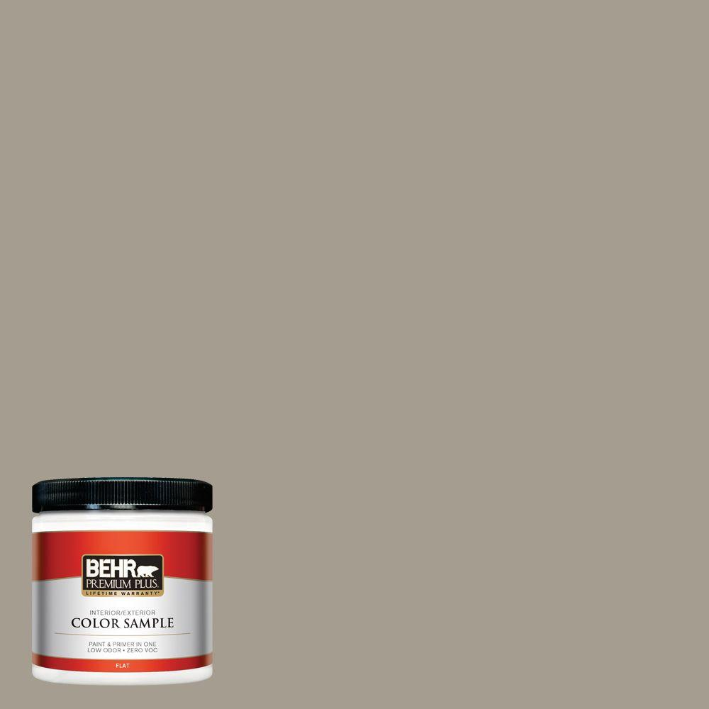 8 oz. #720D-4 Ashwood Interior/Exterior Paint Sample