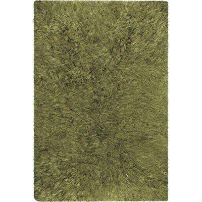 Celecot Green 9 ft. x 13 ft. Indoor Area Rug