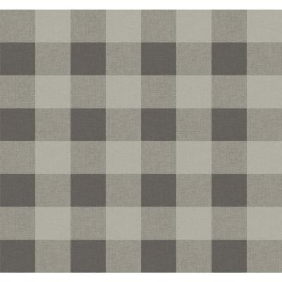Black Sands Picnic Plaid Wallpaper