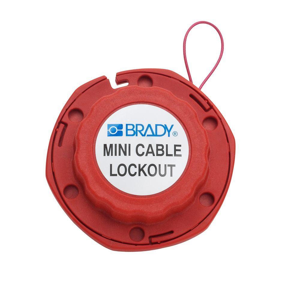 Brady Mini Cable Lockout