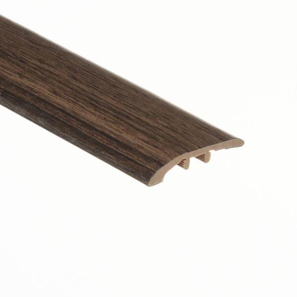Iron Wood 5/16 in. Thick x 1-3/4 in. Wide x 72 in. Length Vinyl Multi-Purpose Reducer Molding
