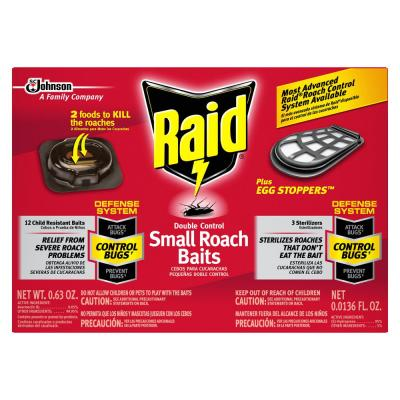 Bait -  Roaches -  Insect & Pest Control