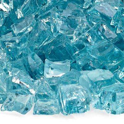 Azuria 1/2 in. Fire Glass 10 lbs. Bag