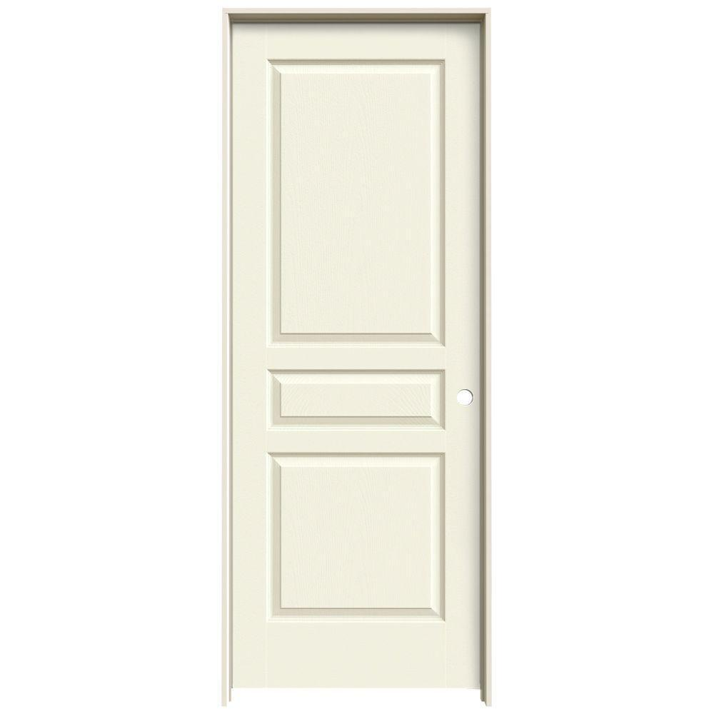 Jeld wen 30 in x 78 in colonist primed left hand textured molded 30 in x 80 in avalon vanilla painted left hand textured hollow planetlyrics Image collections
