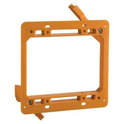 2-Gang Low-Voltage Mounting Bracket (Case of 6)