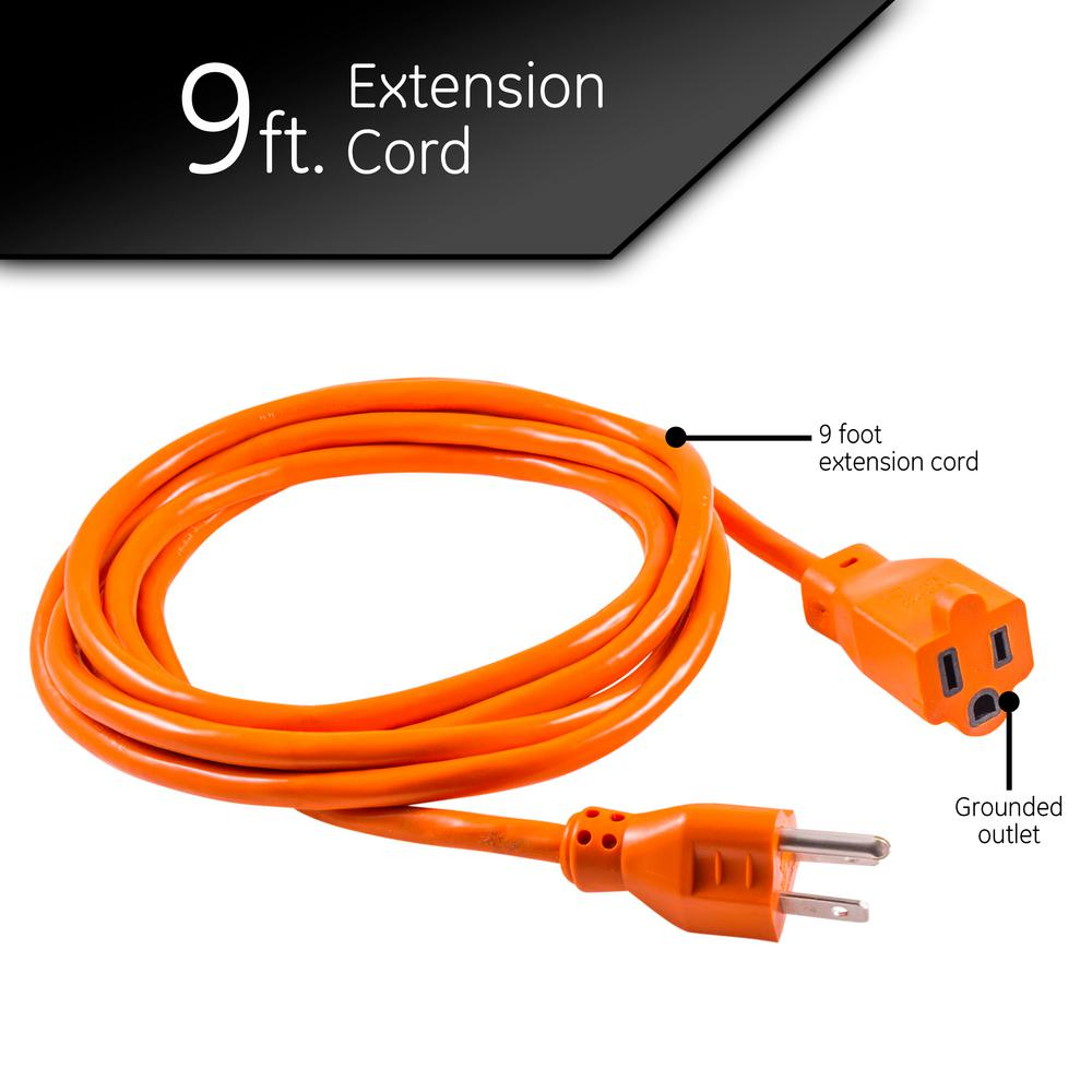 Grounded Indoor Outdoor Extension Cord