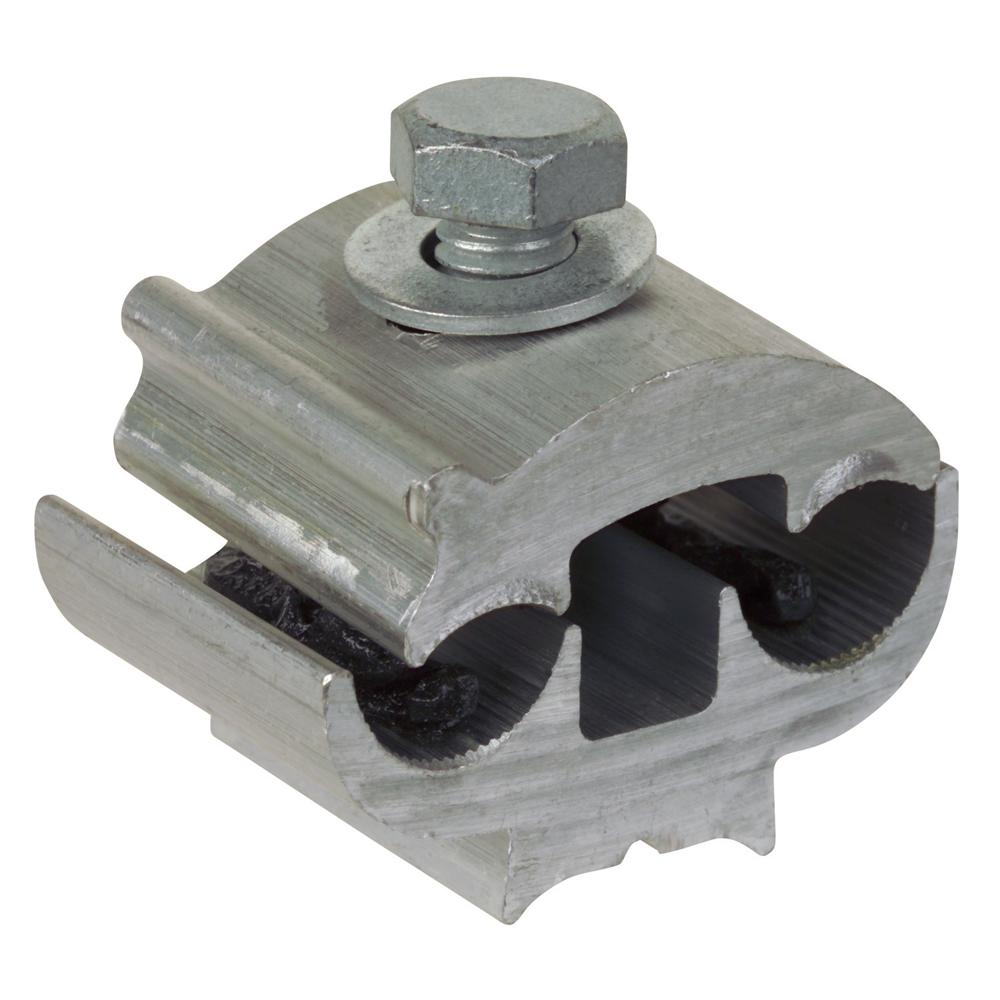 Blackburn 4 0 Extruded Parallel Groove Connector Pae4141 9 B1 5 Wire Connectors Electrical Tools Accessories The Home Depot