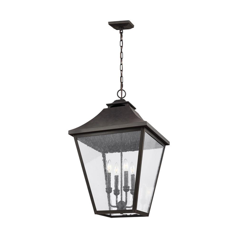 Galena Sable 4-Light Outdoor Hanging Lantern