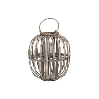 Weathered Candle Lantern