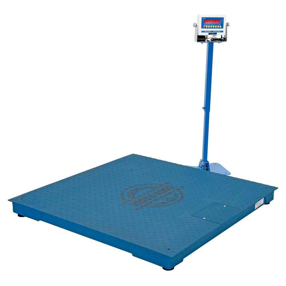 Vestil 48 inch 5,000 lb. Digital NTEP Floor Scale by Vestil