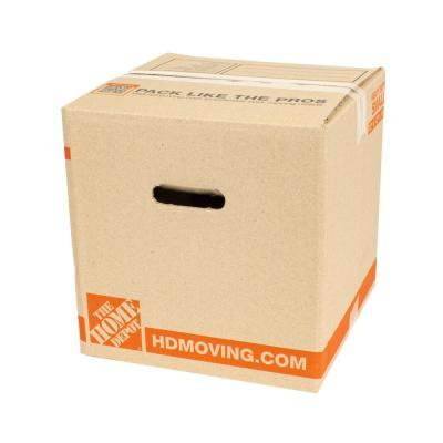 12 in. L x 12 in. W x 12 in. D Heavy-Duty Moving Box (20-Pack)