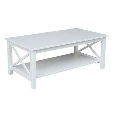 Coastal Coffee Table White Coffee Tables Accent Tables The
