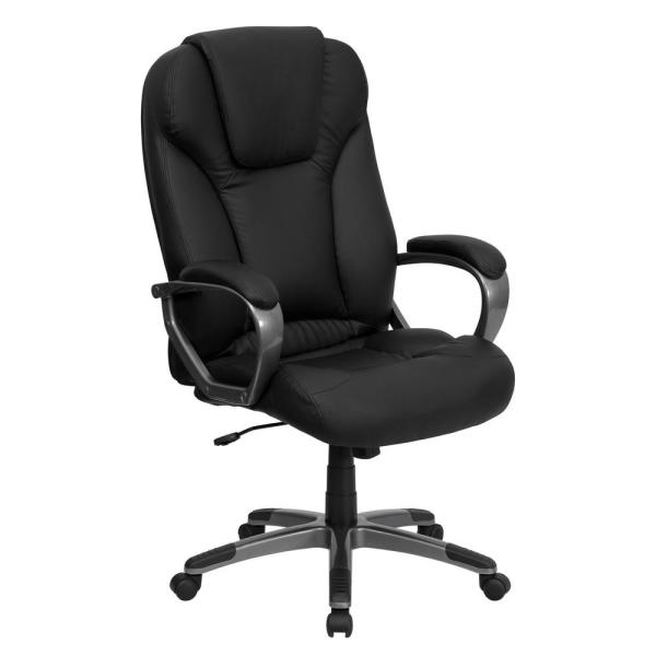 Flash Furniture Black Office/Desk Chair CGA-BT-0791-BL-HD