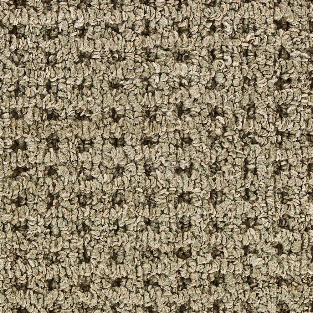 Martha Stewart Living Hillwood Mourning Dove - 6 in. x 9 in. Take Home Carpet Sample