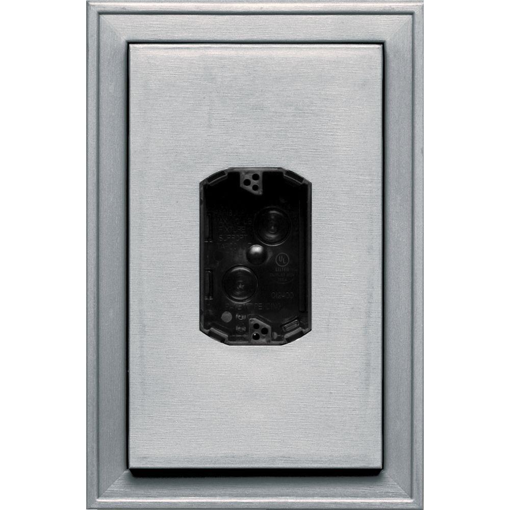 Builders Edge 8 125 In X 12 In 016 Gray Jumbo