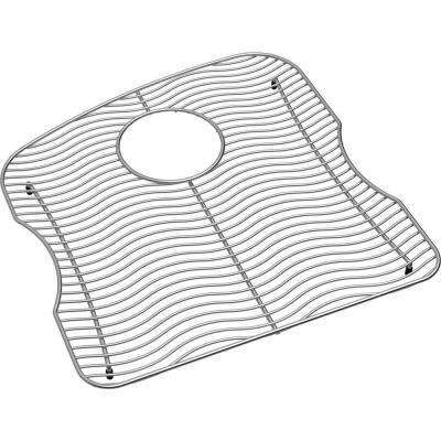 Lustertone Kitchen Sink Bottom Grid - Fits Bowl Size 18 in. x 18.5 in.