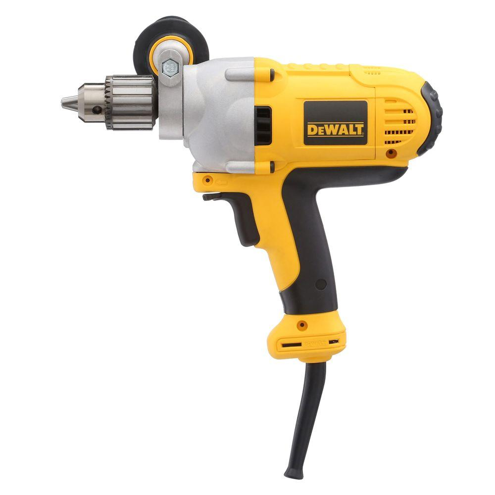 120 Volt 1 2 In Corded Hammer Drill Versatile And Easy To Handle Ergonomic Handl