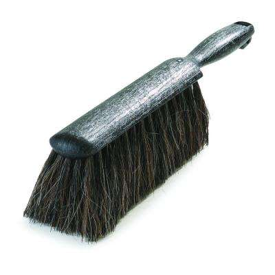 13 in. Horsehair Counter Brush (Case of 12)