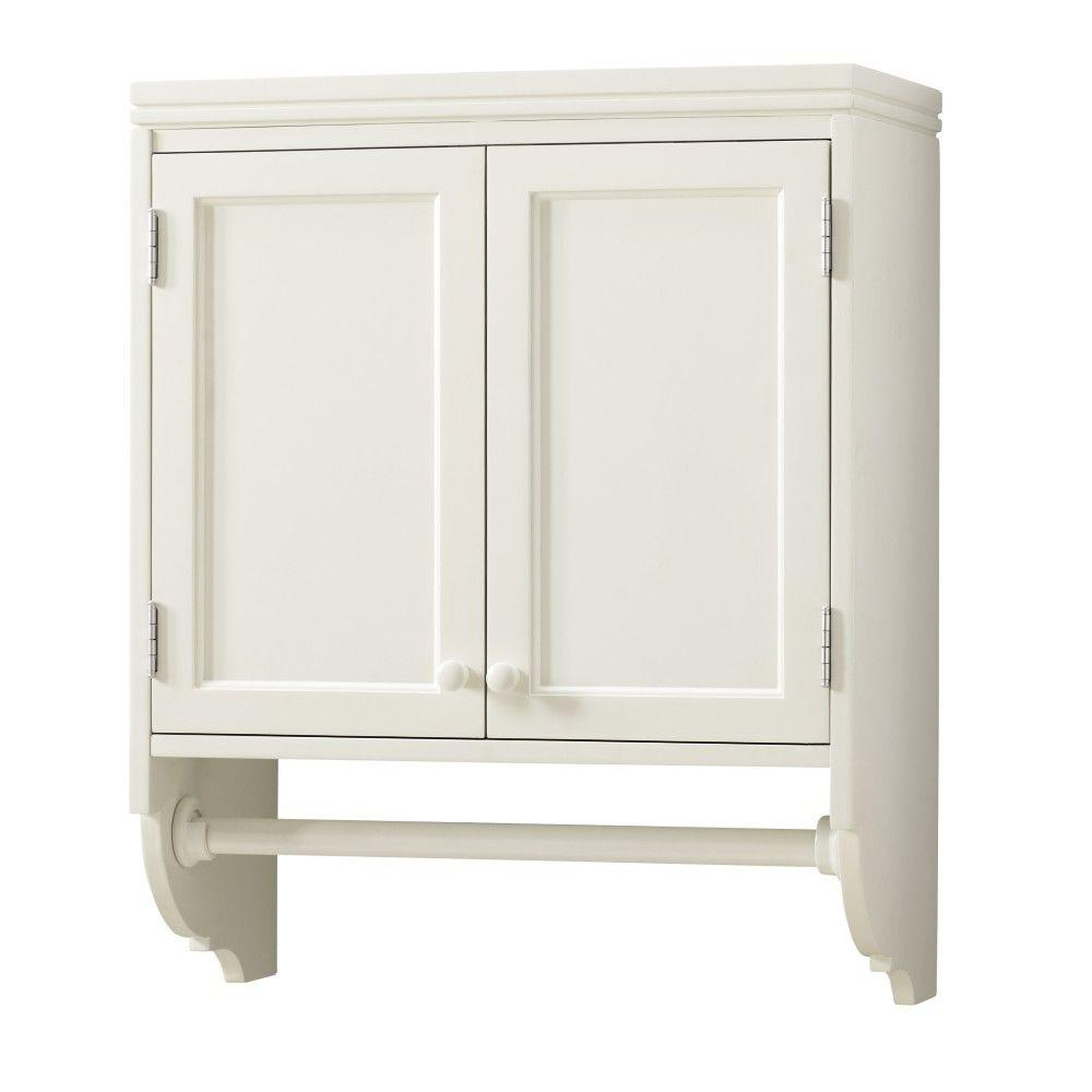 Martha Stewart Living 30 in. H x 24 in. W Laundry Storage ...
