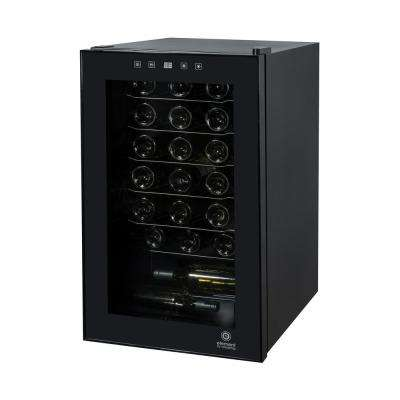 19.88 in. 45-Bottle Touch Screen Wine Cooler