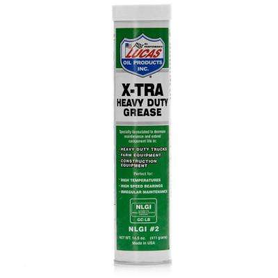 14.5 oz. Tube X-Tra Heavy Duty Grease