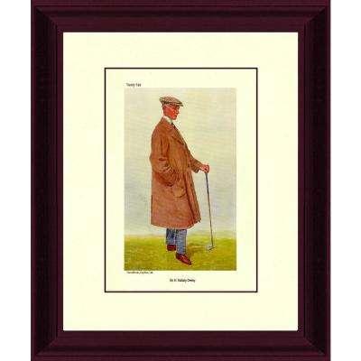 14.5.in x 20.in''H. Malaby Deeley'' By PTM Images Framed Printed Wall Art