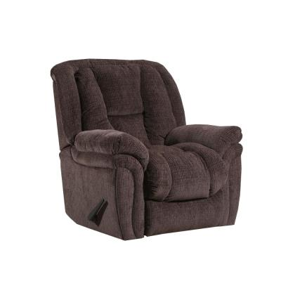 Showbiz Chocolate Rocker Recliner
