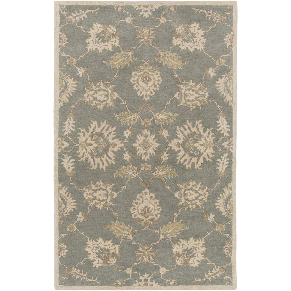 Hablum Slate (Grey) 10 ft. x 14 ft. Indoor Area Rug