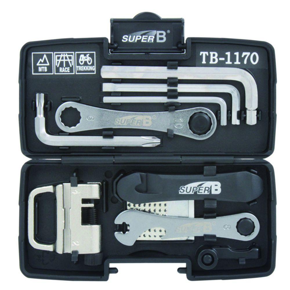 Super B TB-1170 24-in-1 Tool Set by Super B